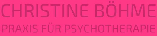 Praxis für Psychotherapie Reinheim, Psychotherapeutin Christine Böhme